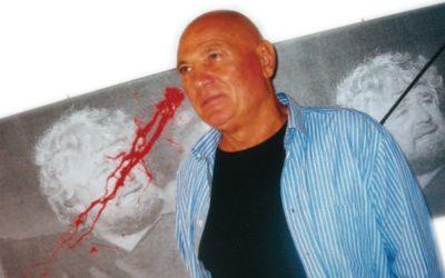 L'artista internazionale Xante Battaglia prenderà parte alla Biennale Belvedere
