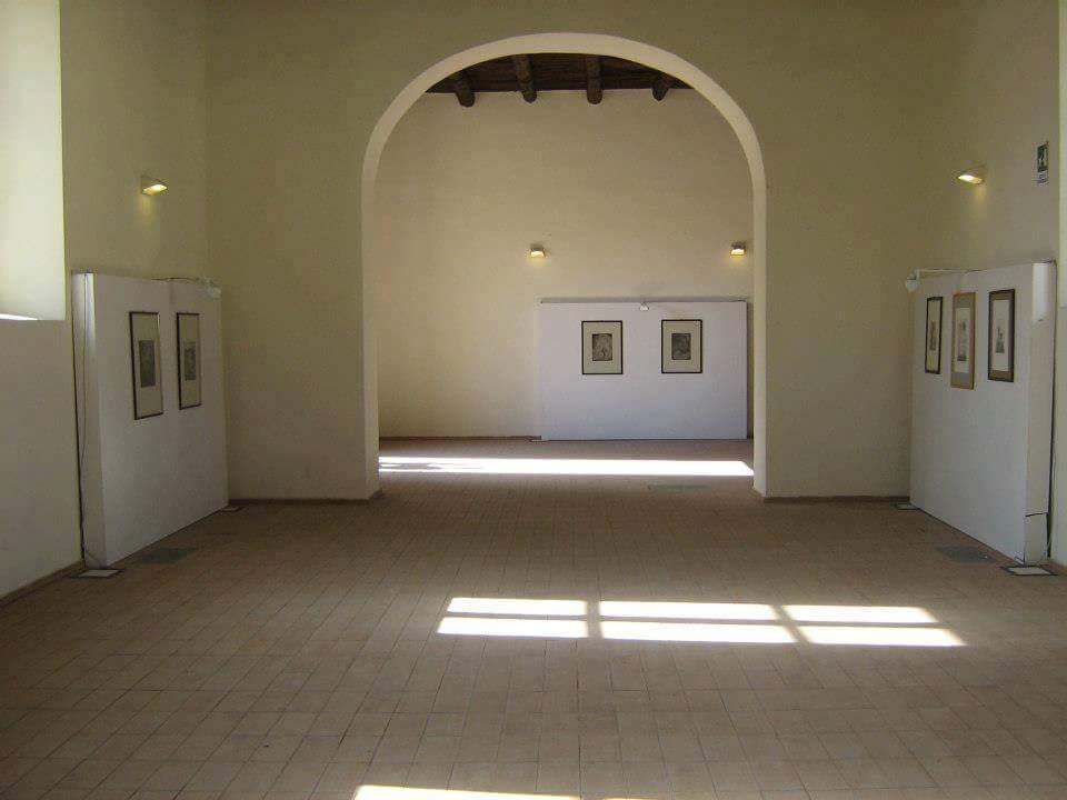 sala ingresso quartiere militare borbonico