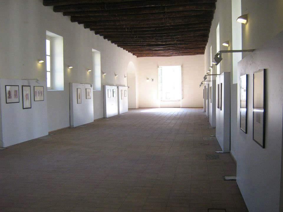 sala quartiere militare borbonico