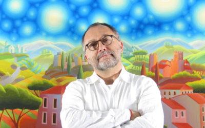 Il rinomato artista Luca Dall'Olio sarà presente alla 1^ Biennale Belvedere