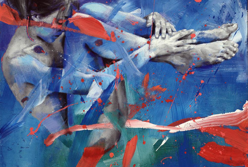 Pier Toffoletti impreziosisce la Biennale del Belvedere