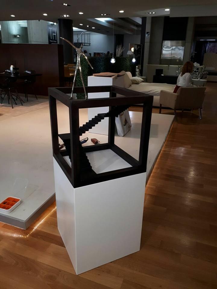 Francesco zaccaria autore presso biennale del belvedere - Fiera del mobile riardo ...