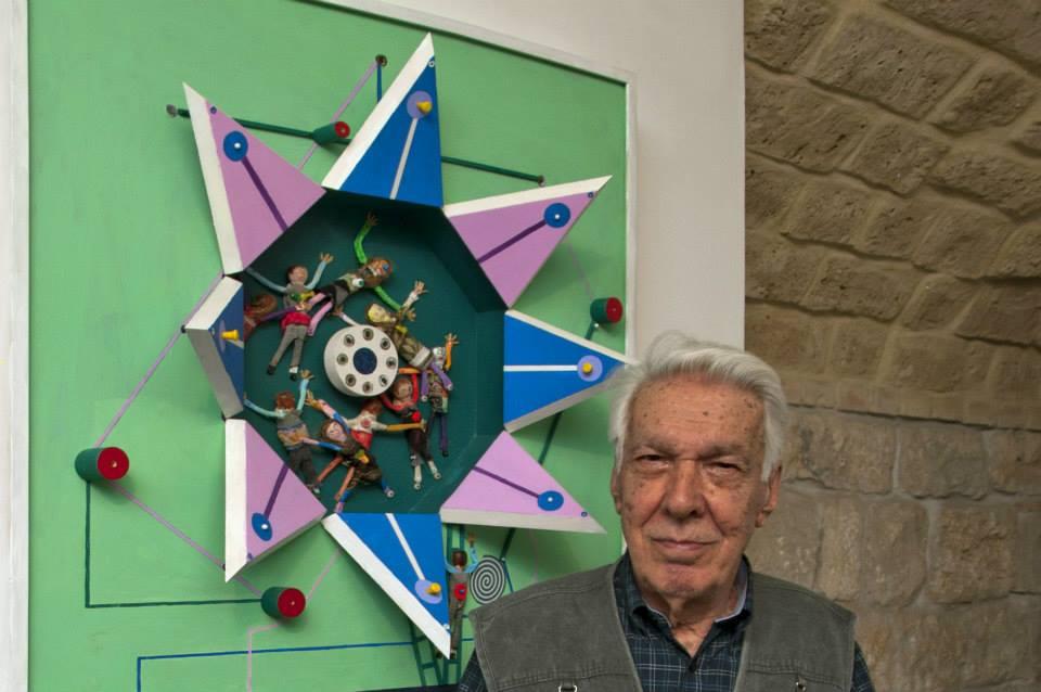 La Patafisica di Mario Persico alla Biennale Belvedere