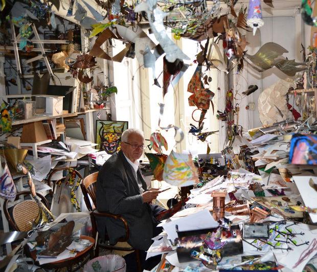 Riccardo Dalisi:  un grande Maestro alla Biennale Belvedere Terra Madre
