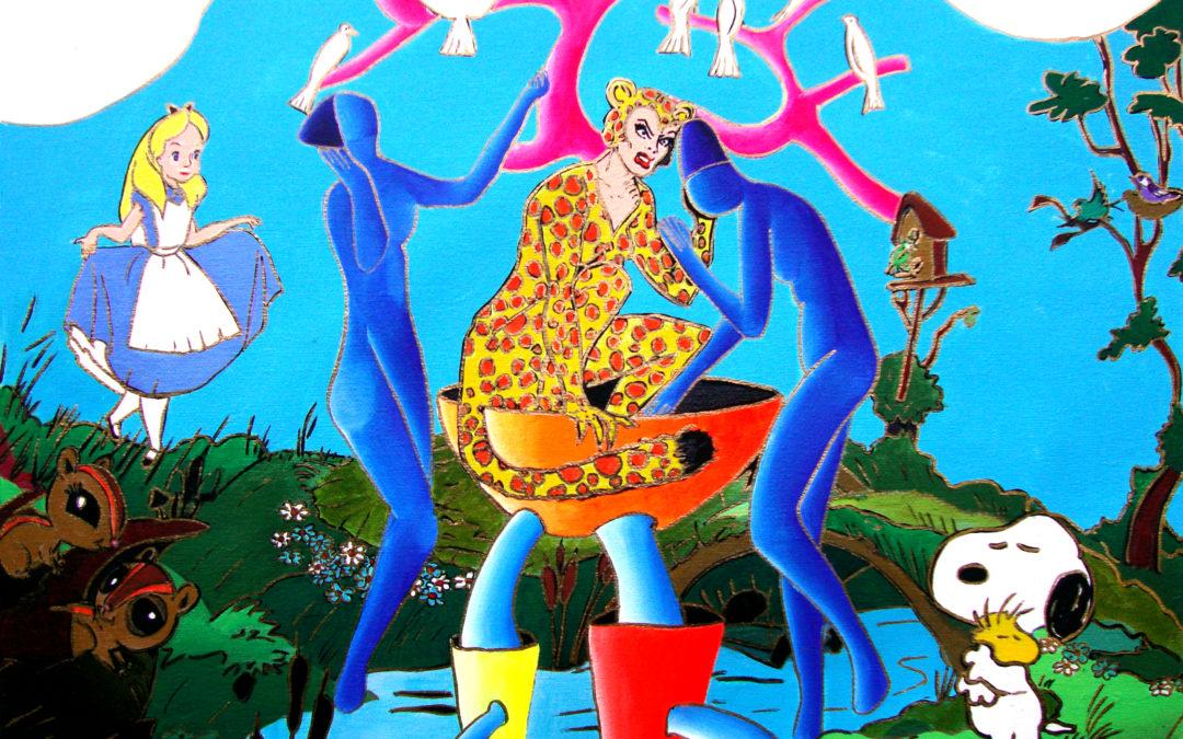 """Biennale del Belvedere: Sezione """"Passione del Colore"""""""